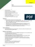 Acer Aspire 9920 - Service Manual (English)