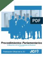 Guía Procedimientos Parlamentarios JCI