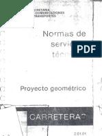 Manual de Proyecto Geométrico