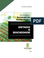 PDF Estado e Sociedade