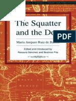 The Squatter and the Don by Mario Amparo Ruiz de Burton