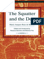 The Squatter and the Don by Mario Amparo Ruiz de Burton