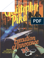 Execution of Innocence - Christopher Pike