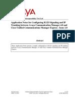 Troncal Entre CM yACM-CME-H323