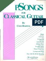 77512610 Popsongs for Classical Guitar 4 Cees Hartogdfvhdfhdfhfdfv cvcvcvcvcvcvcxbvc