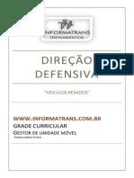 DIREÇÃO DEFENSIVA-CARRETA