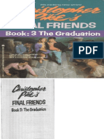 Final Friends Book 3 - The Graduation - Christopher Pike