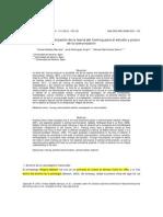 Sádaba, Rodríguez & Bartolomé (2012) Propuesta de sistematización de la teoría del framing