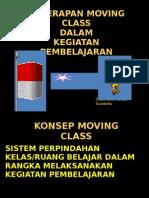 Penerapan Moving Class