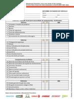 Checklist Car