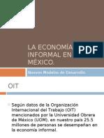 La Economía Informale en México