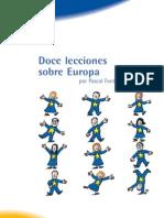 12 lecciones de la UE