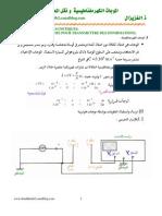 الموجات الكهرمغناطيسية - نقل المعلومات - تضمين الوسع