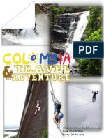 Colombia Travel and Adventure