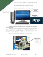 Conceptos básicos Arquitectura del Procesador