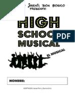 Guión High School Musical CJDB Villena[1]