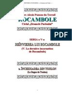 Du Terrail, Ponson - [v. Reinvierea Lui Rocambole] a. Inchisoarea Din Toulon [v2.0]