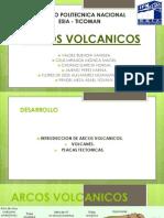 Arcos Volcanicos Presentacion