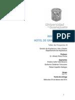 Trabajo Final - Hotel de Gran Turismo