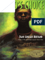 Trino's Choice by Diane Gonzales Bertrand