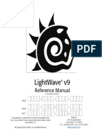 LightWave v9-Layout Print