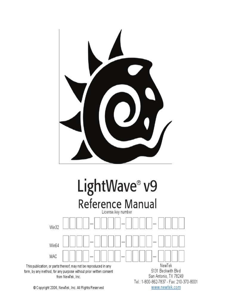Lightwave V9 Layout Print Cartesian Coordinate System Saab Tel1 Wiring Diagram Perspective Graphical