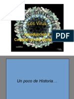 Clase Generalidades de Virus