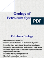 G 1 Geology of Petroleum Systems