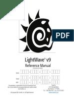 LightWave v9-Modeler Print