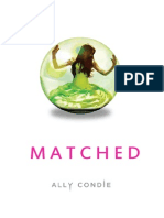 Ally Condie - Matched