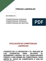 Teoria Competencias