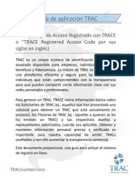 TRAC - How to Apply_Spanish