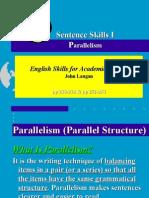 Week 1 Parallelism 090903