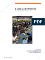 Trading Card Game Industry