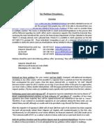 Guzzardi - Petitioning