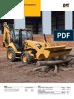 Excavadora Ficha Tecnica