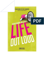 Your Guide to Living Life Out Loud by David Bell - Free Preview