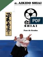 Aikido Shiai Pase de Grados