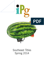IPG Spring 2014 Southeast Titles