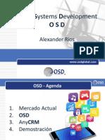 OSD Presentación AnyCRM - Gestión de Administración de Clientes - crm medellin