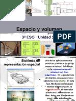 PV3º Unidad 5 - Espacio y volumen
