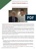 Proyecto Sandia_ Mario Bunge cuestionando la Teoría de Cuerdas, y a Richard Dawkins