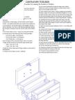 Cantilever Toolbox Design