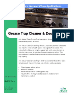 Grease Trap Cleaner2