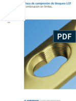Placa LCP Para Fracturas