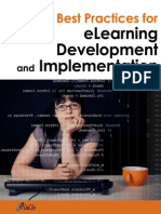 52 Tips on Best Practices for eLearning Development and Implementation