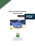 Explotacion y Manejo Del Conejo Domestico-documento 1