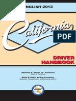 DMV - 2013 Driver's Handbook