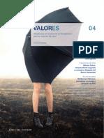 Valores 004