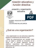 Qué es una organización2